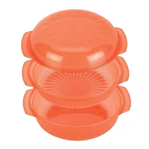Spares2go Universal Horno Microondas Vapor Dish: Amazon.es: Hogar