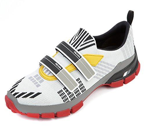 Wiberlux Prada Men's Hook - Loop Strap Sneakers 7.5 - On Prada Sale