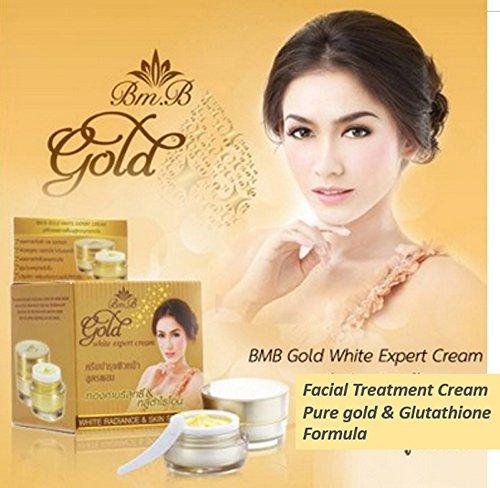 White Gold Face Cream