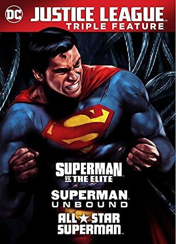 DCU: Superman Unbound / Superman vs the Elite / All-Star Superman (Superman All Star)