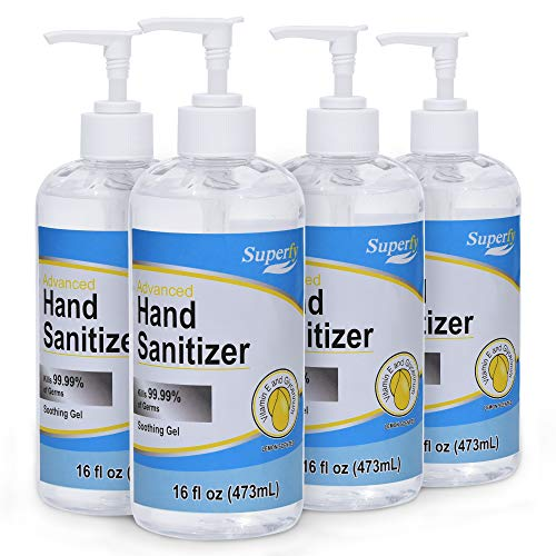 Superfy Hand Sanitizer Moisturizing