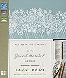 NIV, Journal the Word Bible, Large