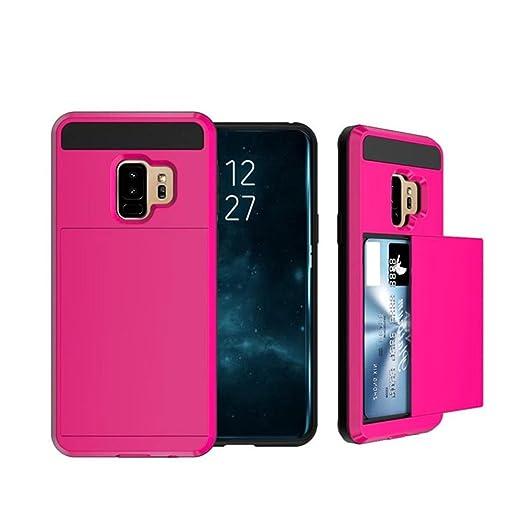 Reloj - MuSheng For Samsung Galaxy S9 Plus hülle - Para - MuSheng: Amazon.es: Relojes