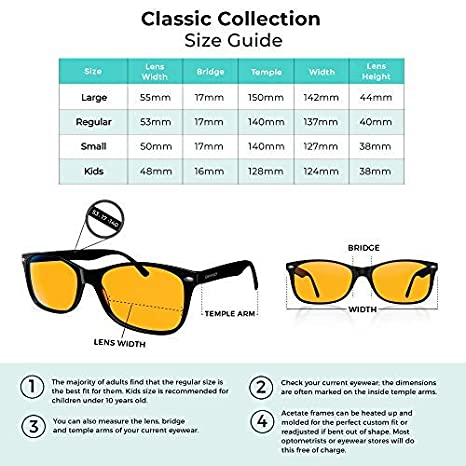 Filter Artificial Light for Deep Sleep Tortoise Shell BlueLight Blocking Glasses Digital Eye Strain Prevention FDA Registered by Swanwick Sleep Regular Swannies Gamer and Computer Eyewear