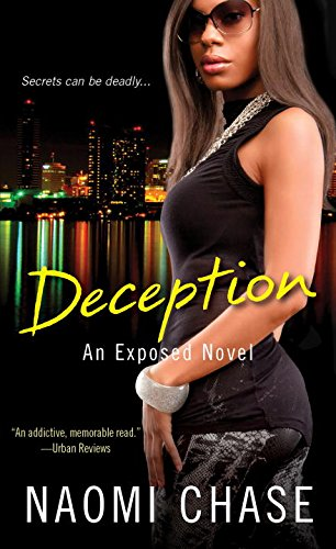 book cover of Deception