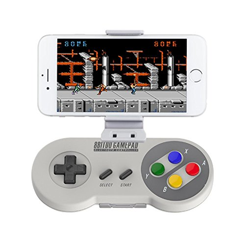 Willgoo® 8bitdo SFC30 Wireless Bluetooth Controller Dual ...