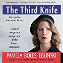 The Third Knife: Catalina & Bonhomme Spy Series, Book 1 Audiobook by Pamela Boles Eglinski Narrated by Alexander R Adams