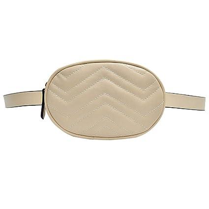 c6549c92def Amazon.com: Sunshinehomely Girls Women Mini Waist Pack Bags Fashion ...