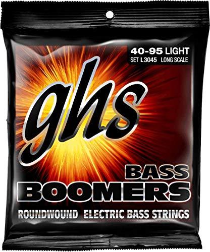 040 Nickel Round Wound Bass - 4