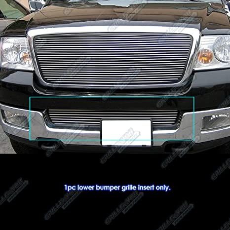 Aps Fa Polished Aluminum Billet Grille Replacement For Select Ford F  Models