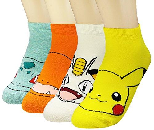 JJMax-Japanese-Animation-Collection-Socks-Anime-Pokemon-Pikachu