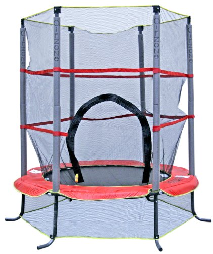 AirZone 4-1/2 Foot Kids First Outdoor Band Trampoline with...