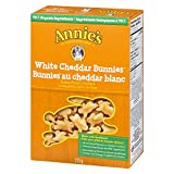 Annie's Homegrown White Cheddar Bunnies Baked Snack Crackers, 213 Gram