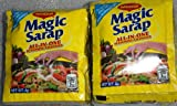 MAGGI - Magic Sarap - ALL IN ONE SEASONING GRANULES - Made with natural flavors - 24 x 8 g / Product of the Philippines