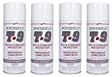 Boeshield T-9 Rust & Corrosion Protection/Inhibitor and Waterproof Lubrication, 12