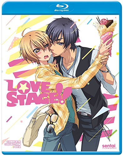 Love Stage (Subtitled, Anamorphic, 2PC)