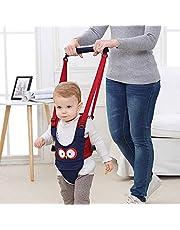Felly Baby Walker Harness, Baby Walking Assistant Helper Kid Toddler Safe Walking Breathable Safety Belt for Children, Infant, Gift for Baby Shower, Adjustable