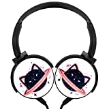 Best Case star Headphone Splitters - Hidui Heavy Bass Headphone Angry Cat Planet Surround Review