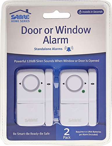 SABRE Door and Window Alarm