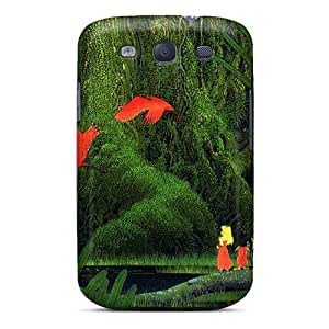 Hot Snap-on Secret Of Mana Hard Cover Case/ Protective Case For Galaxy S3