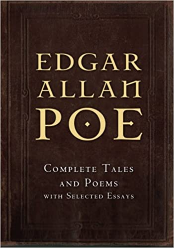 edgar allan poe complete tales and poems selected essays  edgar allan poe complete tales and poems selected essays edgar allan poe american renaissance books 9781451505061 com books