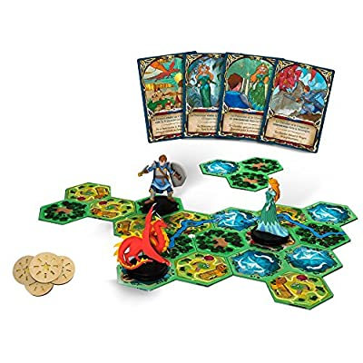 Fairy Tile Board Game: Toys & Games