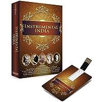 Music Card: Instrumental India - 320 kbps MP3 Audio (4 GB)