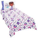 Disney Junior Doc McStuffin 3 PieceTwin Sheet Set