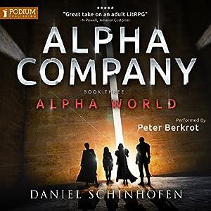 Alpha Company Audiobook