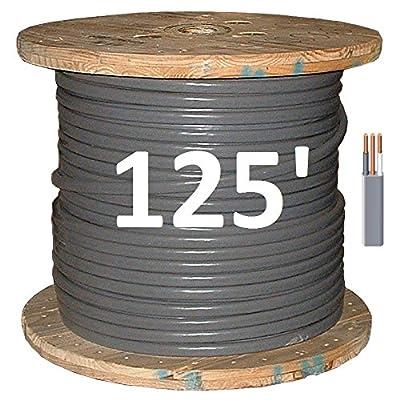 6/2 NM-B (Non-Metallic) ROMEX Simpull (125')