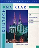 Deutsch : Na Klar! An Introductory Course, Di Donato, Robert and Vansant, Jacqueline, 0075570319