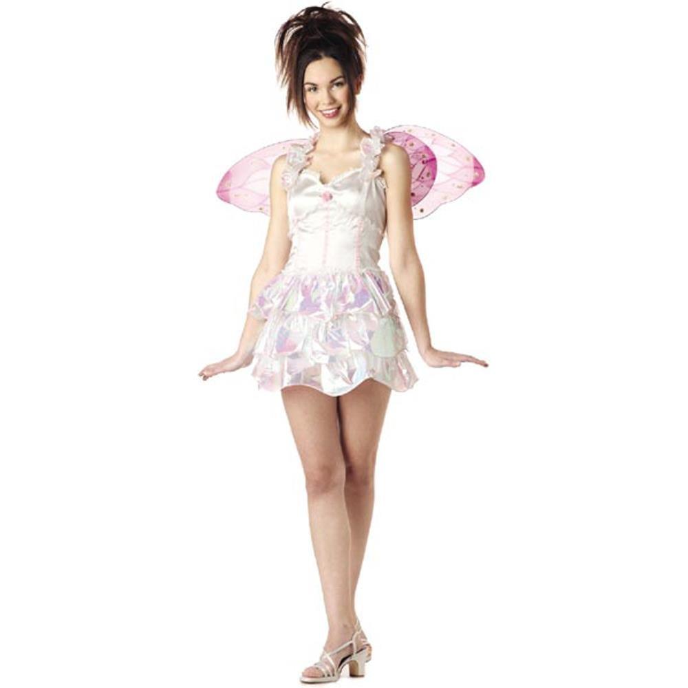 Amazon.com: Girl's Teen Pixie Fairy Halloween Costume (Teen 3-5): Clothing