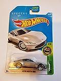Hot Wheels 2017 HW Exotics James Bond 007 Spectre Aston Martin DB10 96/365, Silver