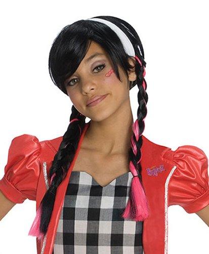 [Rubies Bratz Jade Rocks Child Wig] (Bratz Jade Kids Costumes)
