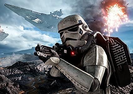 Star Wars: Battlefront Poster by Star Wars: Amazon.es: Videojuegos