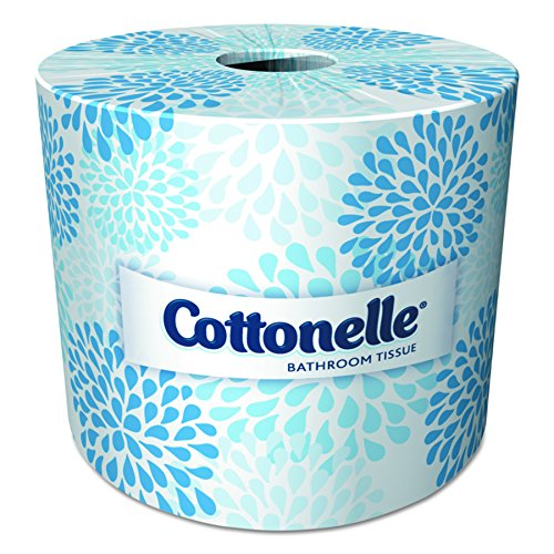 Price comparison product image Cottonelle 13135 Two-Ply Bathroom Tissue, 451 Sheets Per Roll (Case of 20 Rolls)