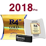 [ NEW 2018 ] Micro SD SDHC Memory Adapter Card for DS, DSI, 2DS, 3DS, Ndsi , Ndsl, Nds, US (Gold)