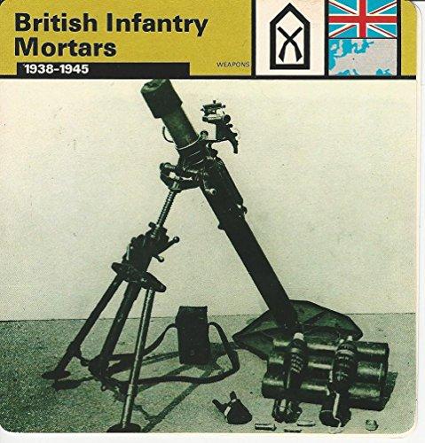 - 1977 Edito-Service, World War II, 75.13 British Infantry Mortars