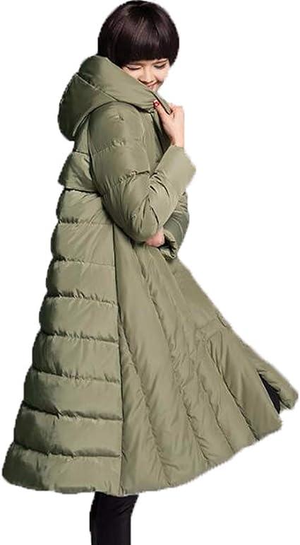 Y&W Veste Fashion Femmes Matelassé Manteau Hiver d'hiver