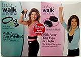 Leslie Sansone Walk at Home 2 Pack: Walk Away Your Waistline & Walk Away Your Hips & Thighs