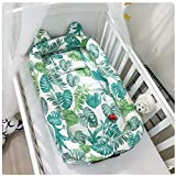 Newborn Portable Multi-Functional Travel Bed,Cotton Infant Bassinet,Detachable Baby Crib Baby Nest