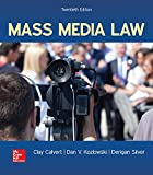 img - for Mass Media Law book / textbook / text book