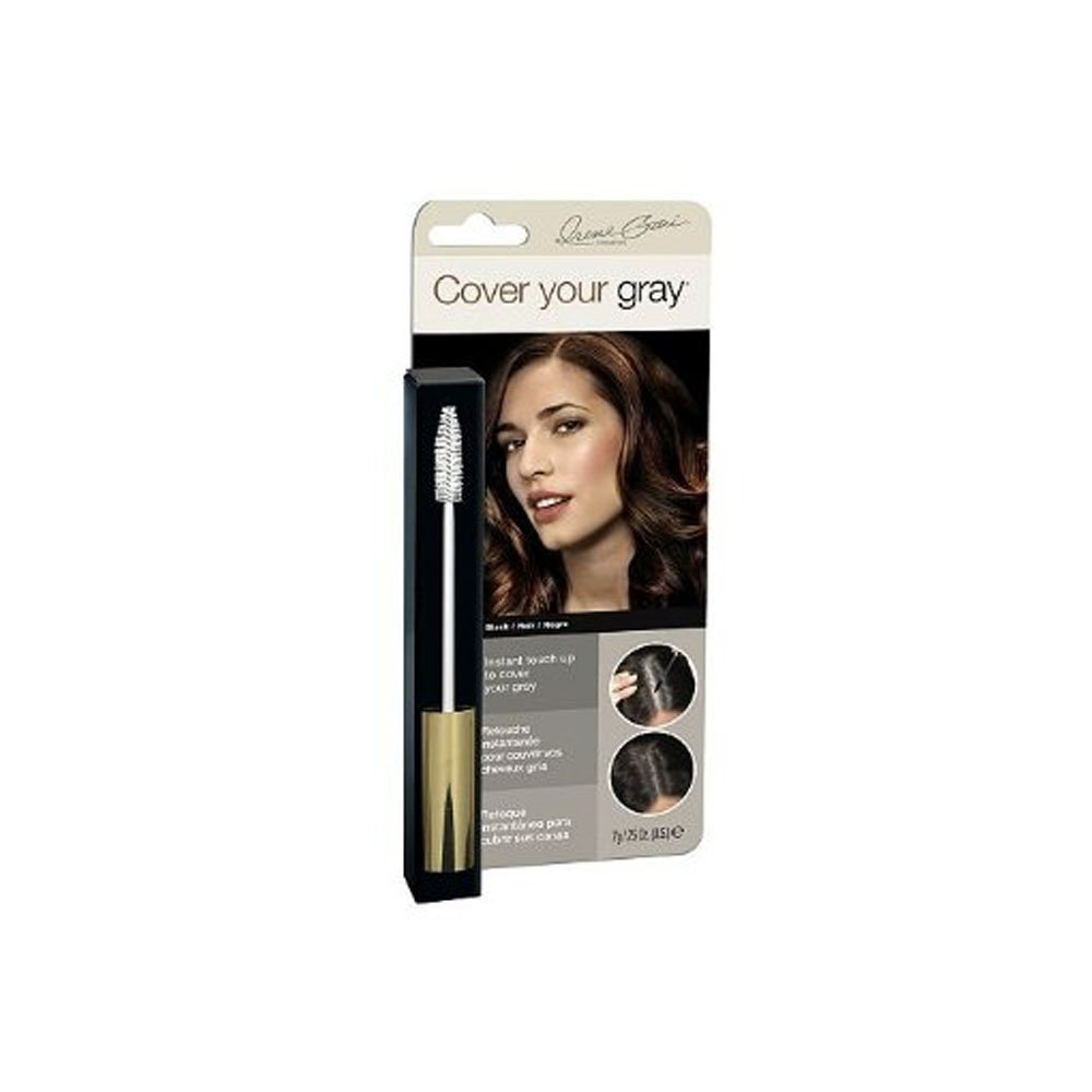 Cover Your Gray Brush-In Wand Black Hair Color Daggett & Ramsdell IG-BRB