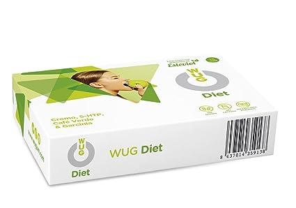 WUG Diet - Cromo, 5-HTP, Café Verde & Garcinia, ...