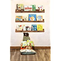 Bookshelf (single) for Kids Books made from reclaimed wood