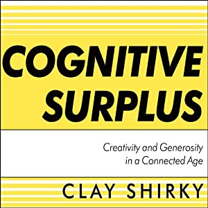 Cognitive Surplus Audiobook