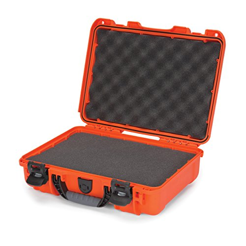 Nanuk 910 Waterproof Hard Case with Foam Insert - Orange for sale  Delivered anywhere in Canada