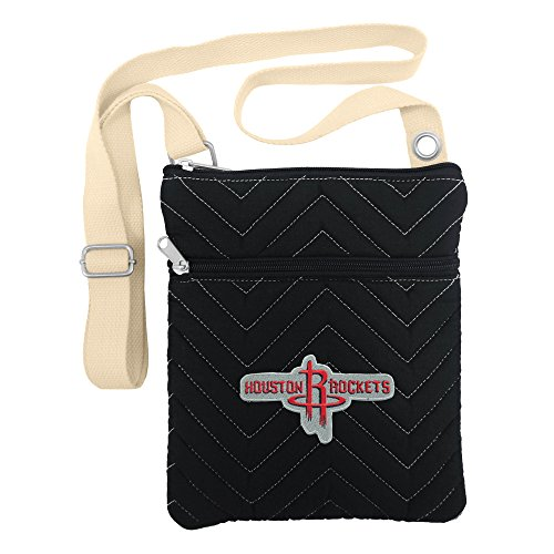 NBA Houston Rockets Chev-Stitch Cross Body (Rocket Stitch)