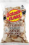 Golden Flake Old Fashioned Pork Skins 3.25 Ounce (Pack of 4)