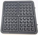 Cuisinart WAF-300LWP Lower Waffle Plate